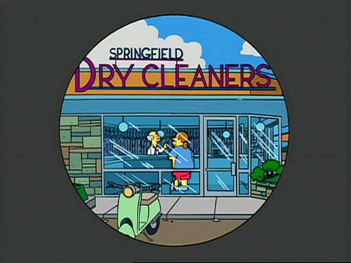 Springfield Dry Cleaners