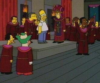 Homer le grand
