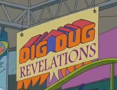 Dig Dug Revelations