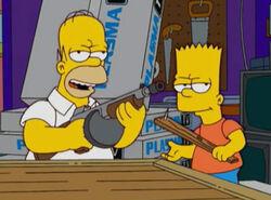 Homer bart perigosos.jpg