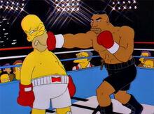 Homer vs tatum 08x03 soco 2