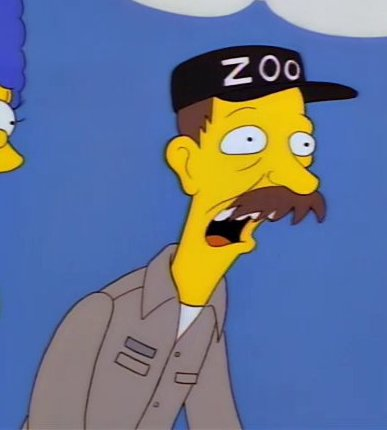 Zookeeper (In Marge We Trust)