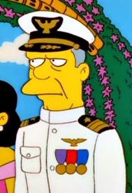 Admiral Foreman