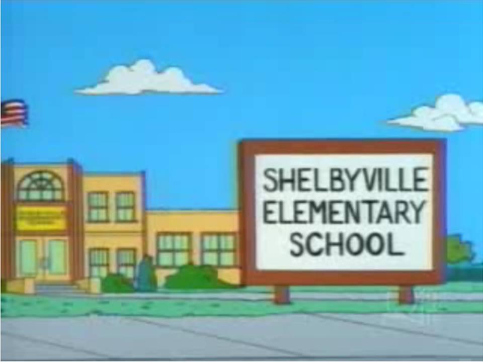 Escola Elementar de Shelbyville