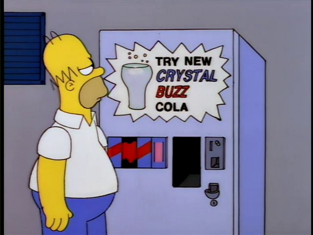 Crystal Buzz Cola