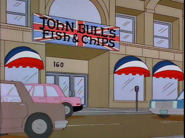 John Bull's Fish & Chips