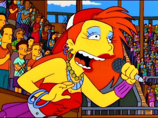 Cyndi Lauper (character)