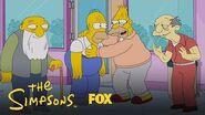 Grampa Brings Homer To His Level Season 25 Ep