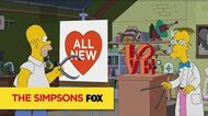 THE SIMPSONS SIMPSONS Valentine's! ANIMATION on FOX
