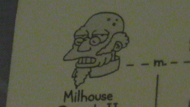 Milhouse Rounds II