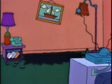 Falling Couch couch gag