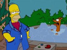 Homer 40 ajudante hidromassagem