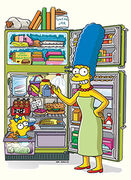 Marge Simpson 3