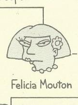 Felicia Mouton