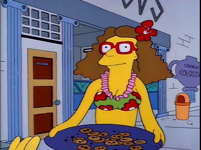 Cookie Salesgirl