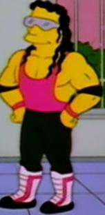 "Bret ""The Hit-man"" Hart (character)"