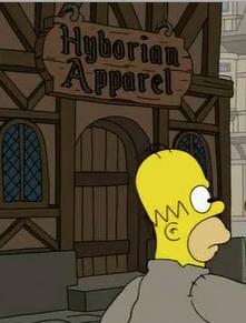 Hyborian Apparel