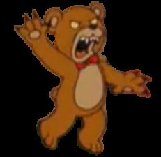Demonic Teddy Bear
