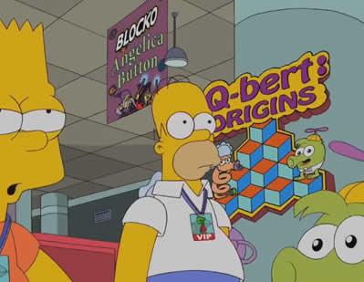 Q-bert: Origins
