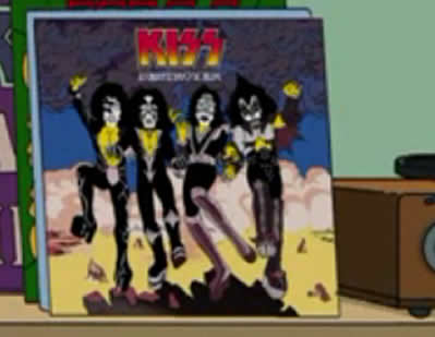 Kiss Destroyer - Música