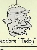 Theodore L'eau