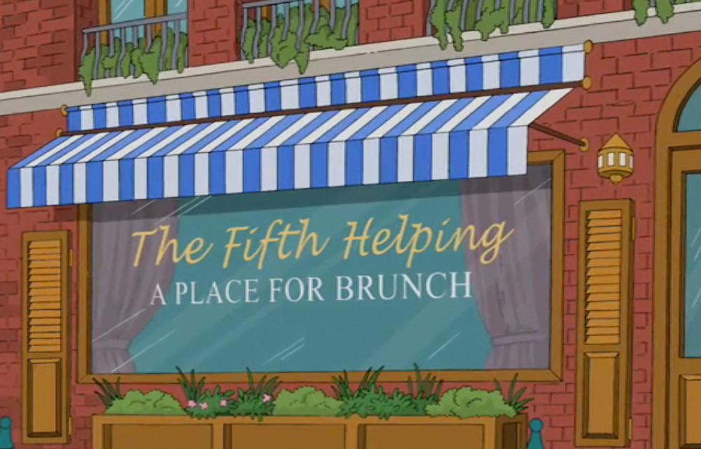 The Fifth Helping