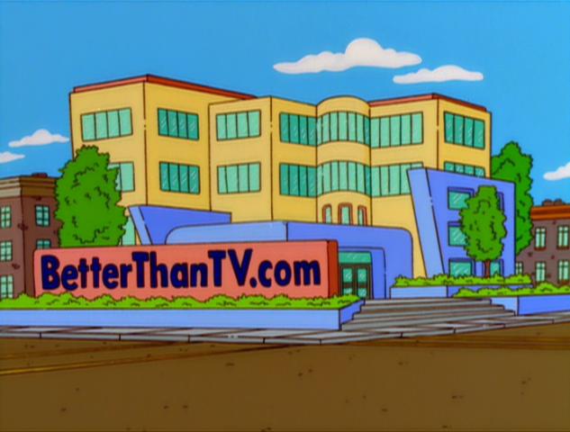 BetterThanTV.com