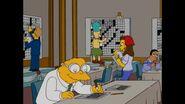 Homer and Lisa Exchange Cross Words (110)