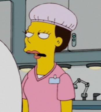 Springfield General Hospital Nurse (future)