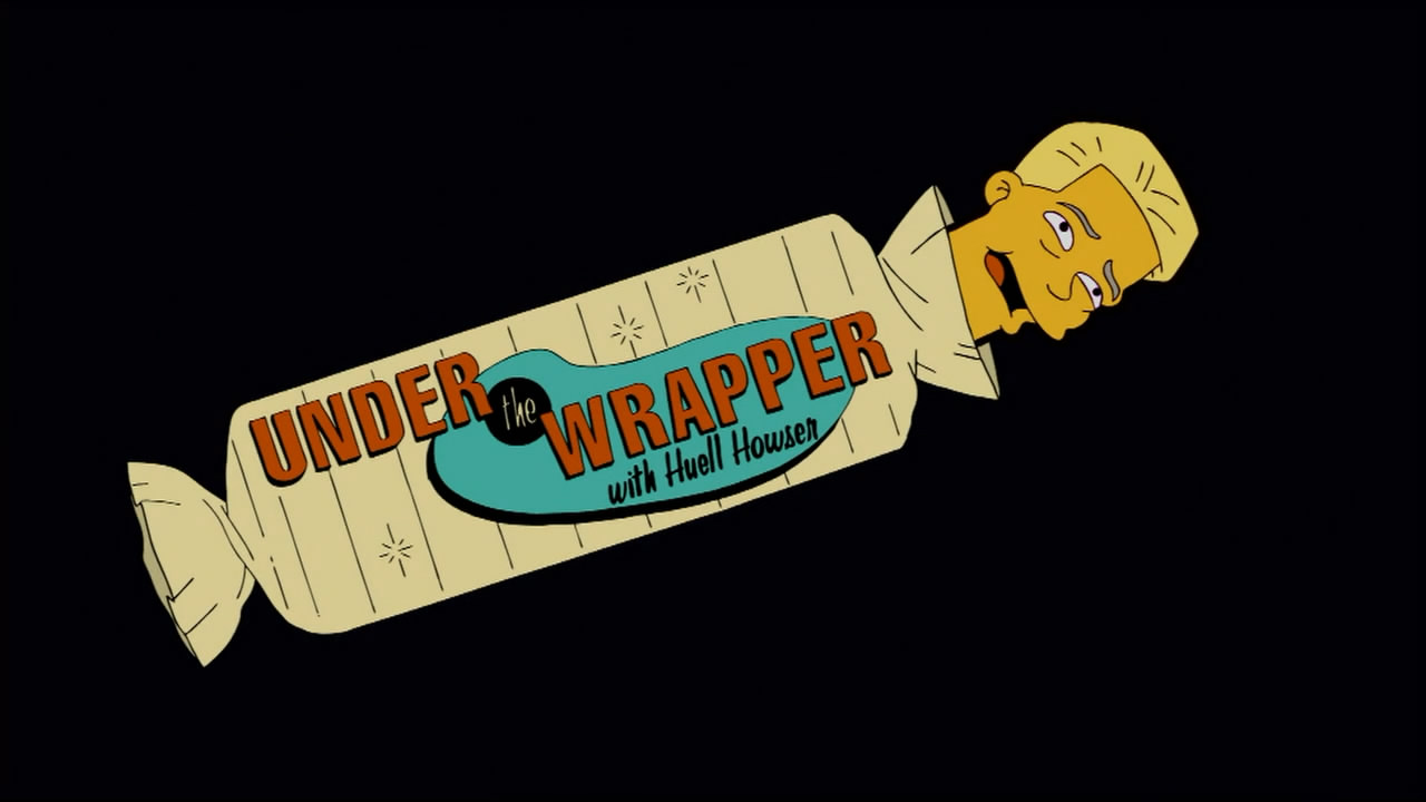 Under the Wrapper