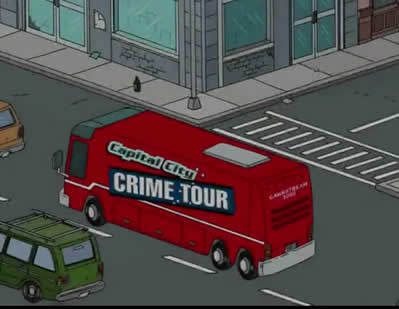 Tour do Crime de Capital City