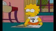 Homer and Lisa Exchange Cross Words (242)