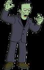 Frankenstein's Monster Tapped Out