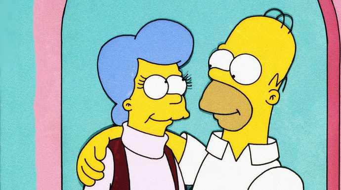 La Mère d'Homer