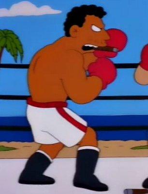 Cuban Boxer 1