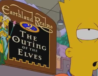Earthland Realms 2: The Outing of the Elves