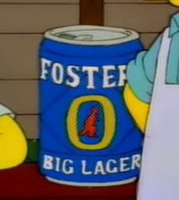 Foster Big Lager