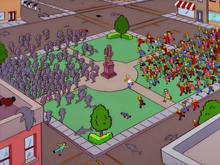 Golfinhos vs Springfield