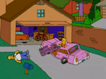 HomerGarageFatBart