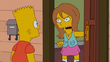 Jenny rejecting Bart