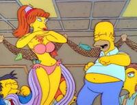 A noite de folga de Homer