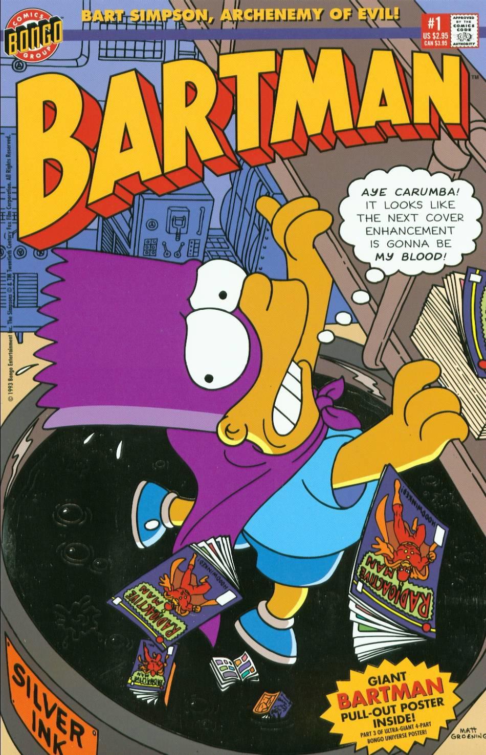 Bartman (Comic Book Series)