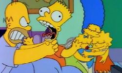 Aonde chegamos: mais um show de imagens dos Simpsons