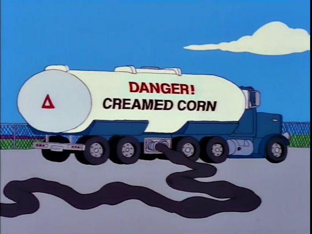 Creamed Corn Truck