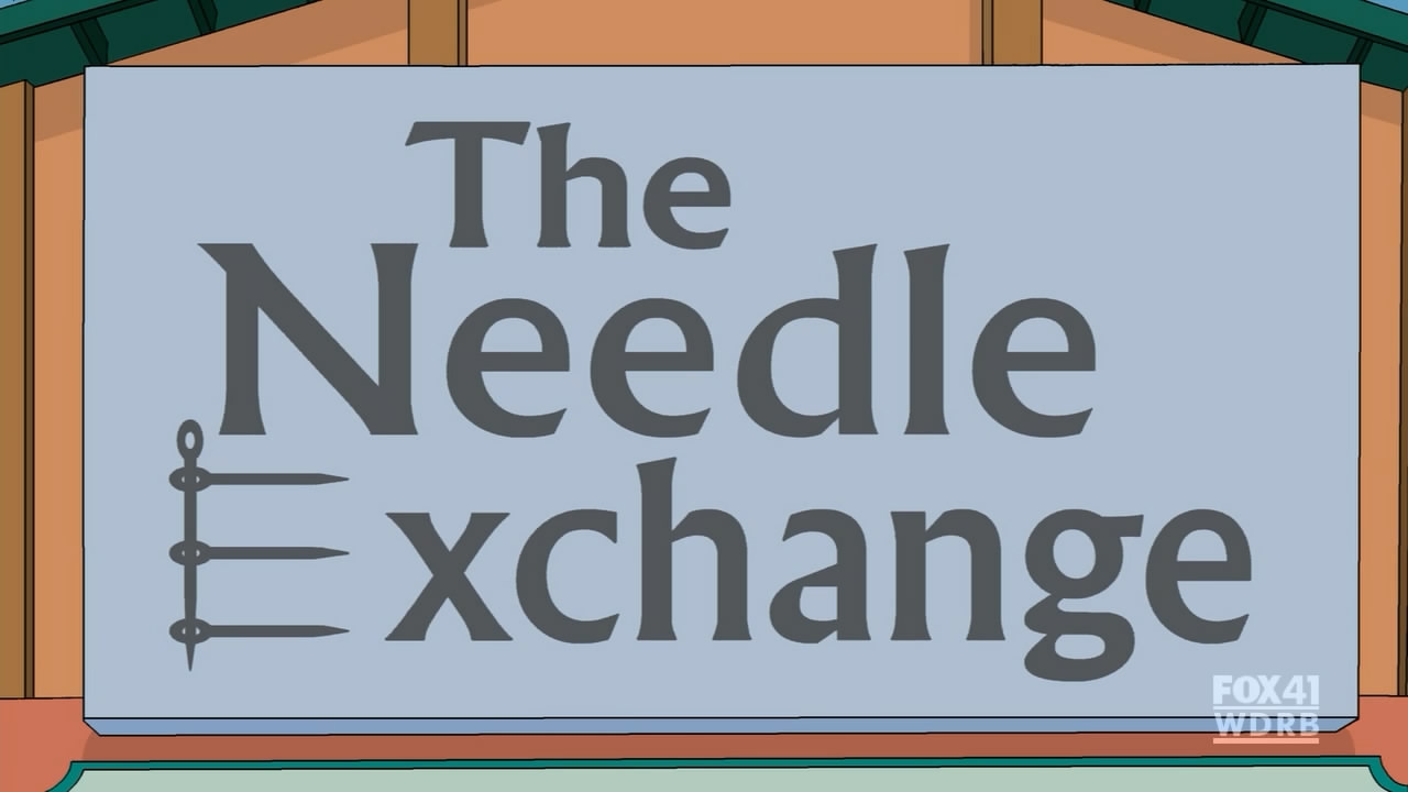 The Needle Exchange