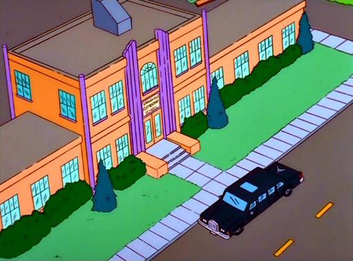 Escola Primária de Springfield do Oeste
