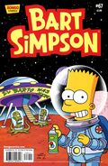 Bart Simpson- El Barto Was Here
