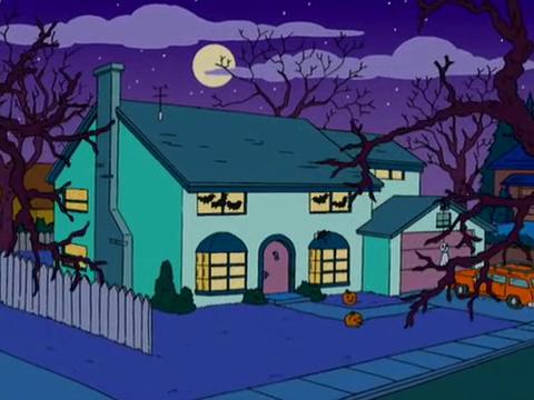 Treehouse of Horror XVIII/Gallery