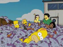 Bart homer fausto resgate japoneses