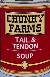 Chunky Farms Tail & Tendon Soup